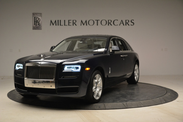 Used 2015 Rolls-Royce Ghost for sale Sold at Bugatti of Greenwich in Greenwich CT 06830 1