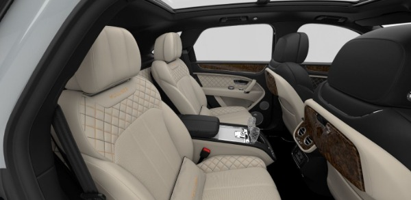 New 2018 Bentley Bentayga Mulliner for sale Sold at Bugatti of Greenwich in Greenwich CT 06830 7