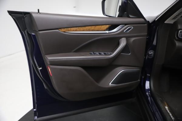 Used 2018 Maserati Levante S Q4 GranLusso for sale $67,900 at Bugatti of Greenwich in Greenwich CT 06830 15