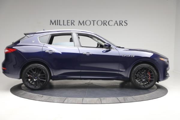 New 2018 Maserati Levante S Q4 GranLusso for sale Sold at Bugatti of Greenwich in Greenwich CT 06830 9