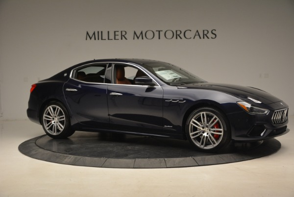 New 2018 Maserati Ghibli S Q4 GranSport for sale Sold at Bugatti of Greenwich in Greenwich CT 06830 10