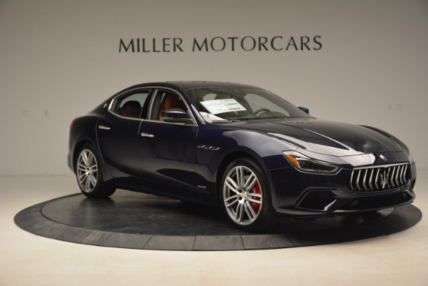 New 2018 Maserati Ghibli S Q4 GranSport for sale Sold at Bugatti of Greenwich in Greenwich CT 06830 11