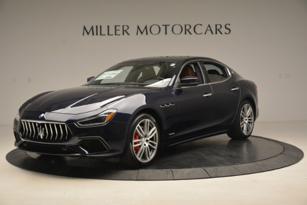 New 2018 Maserati Ghibli S Q4 GranSport for sale Sold at Bugatti of Greenwich in Greenwich CT 06830 2