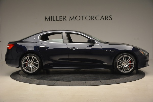 New 2018 Maserati Ghibli S Q4 GranSport for sale Sold at Bugatti of Greenwich in Greenwich CT 06830 9