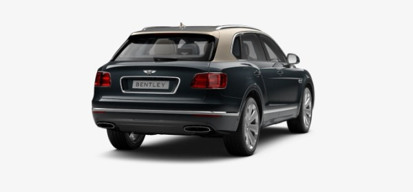 New 2018 Bentley Bentayga Mulliner for sale Sold at Bugatti of Greenwich in Greenwich CT 06830 3