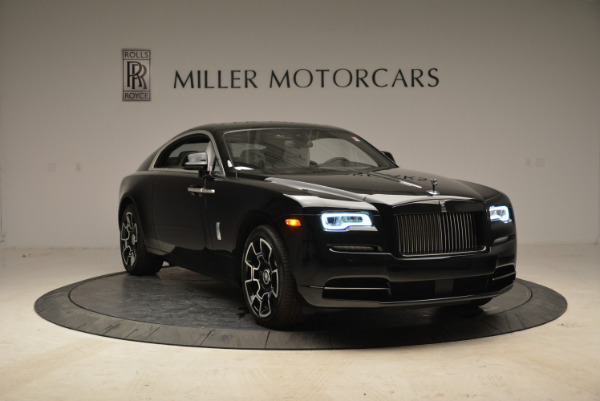 Used 2017 Rolls-Royce Wraith Black Badge for sale Sold at Bugatti of Greenwich in Greenwich CT 06830 10