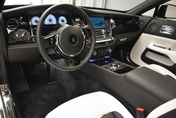 Used 2017 Rolls-Royce Wraith Black Badge for sale Sold at Bugatti of Greenwich in Greenwich CT 06830 17