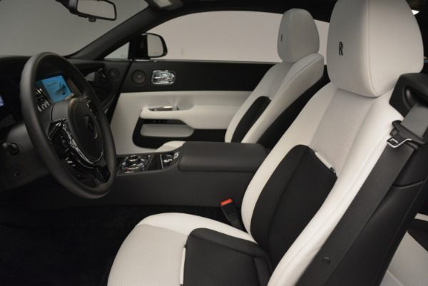 Used 2017 Rolls-Royce Wraith Black Badge for sale Sold at Bugatti of Greenwich in Greenwich CT 06830 19