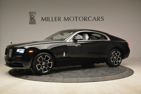 Used 2017 Rolls-Royce Wraith Black Badge for sale Sold at Bugatti of Greenwich in Greenwich CT 06830 2