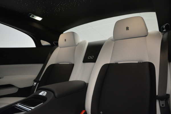 Used 2017 Rolls-Royce Wraith Black Badge for sale Sold at Bugatti of Greenwich in Greenwich CT 06830 22
