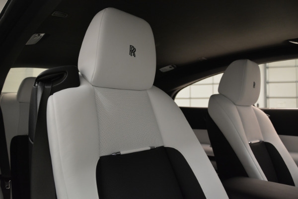 Used 2017 Rolls-Royce Wraith Black Badge for sale Sold at Bugatti of Greenwich in Greenwich CT 06830 25