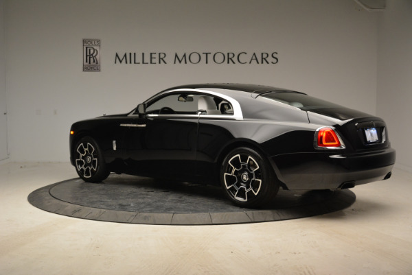 Used 2017 Rolls-Royce Wraith Black Badge for sale Sold at Bugatti of Greenwich in Greenwich CT 06830 4