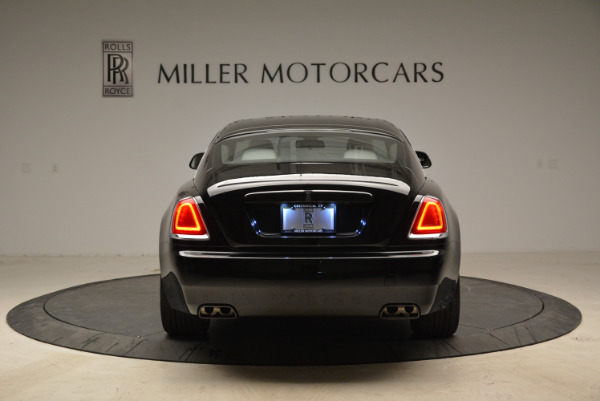 Used 2017 Rolls-Royce Wraith Black Badge for sale Sold at Bugatti of Greenwich in Greenwich CT 06830 6