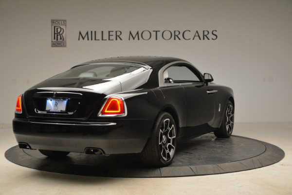 Used 2017 Rolls-Royce Wraith Black Badge for sale Sold at Bugatti of Greenwich in Greenwich CT 06830 7