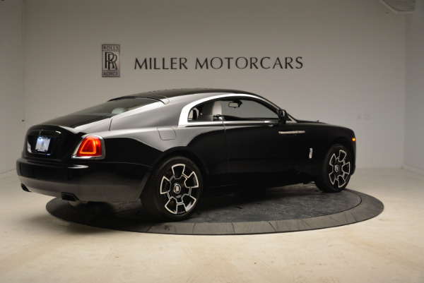 Used 2017 Rolls-Royce Wraith Black Badge for sale Sold at Bugatti of Greenwich in Greenwich CT 06830 8
