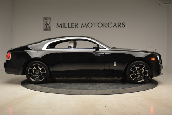 Used 2017 Rolls-Royce Wraith Black Badge for sale Sold at Bugatti of Greenwich in Greenwich CT 06830 9