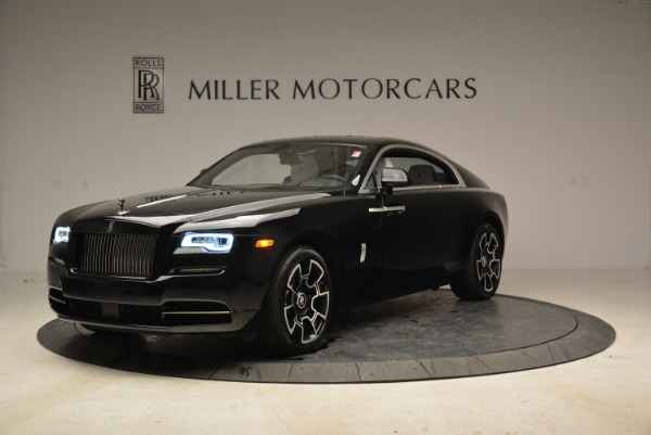 Used 2017 Rolls-Royce Wraith Black Badge for sale Sold at Bugatti of Greenwich in Greenwich CT 06830 1