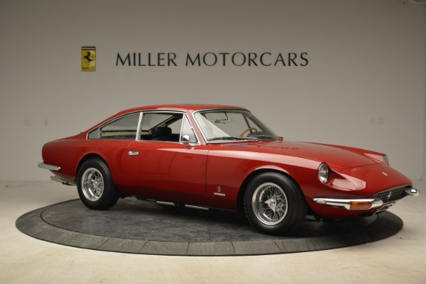 Used 1969 Ferrari 365 GT 2+2 for sale Sold at Bugatti of Greenwich in Greenwich CT 06830 10
