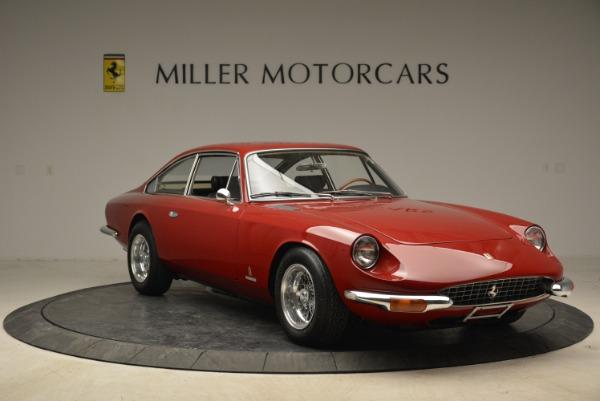 Used 1969 Ferrari 365 GT 2+2 for sale Sold at Bugatti of Greenwich in Greenwich CT 06830 11