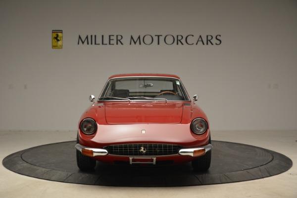 Used 1969 Ferrari 365 GT 2+2 for sale Sold at Bugatti of Greenwich in Greenwich CT 06830 12