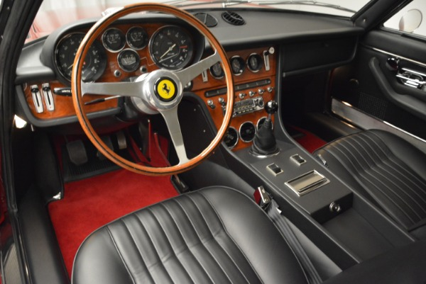 Used 1969 Ferrari 365 GT 2+2 for sale Sold at Bugatti of Greenwich in Greenwich CT 06830 13