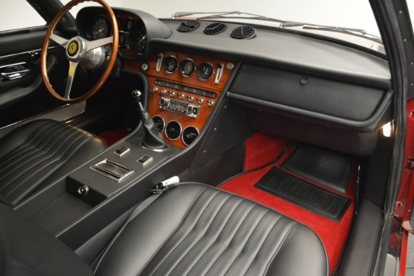 Used 1969 Ferrari 365 GT 2+2 for sale Sold at Bugatti of Greenwich in Greenwich CT 06830 18