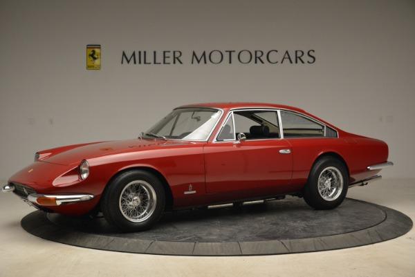 Used 1969 Ferrari 365 GT 2+2 for sale Sold at Bugatti of Greenwich in Greenwich CT 06830 2