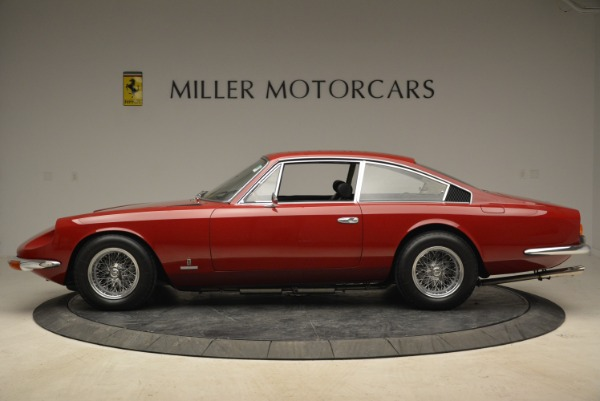 Used 1969 Ferrari 365 GT 2+2 for sale Sold at Bugatti of Greenwich in Greenwich CT 06830 3