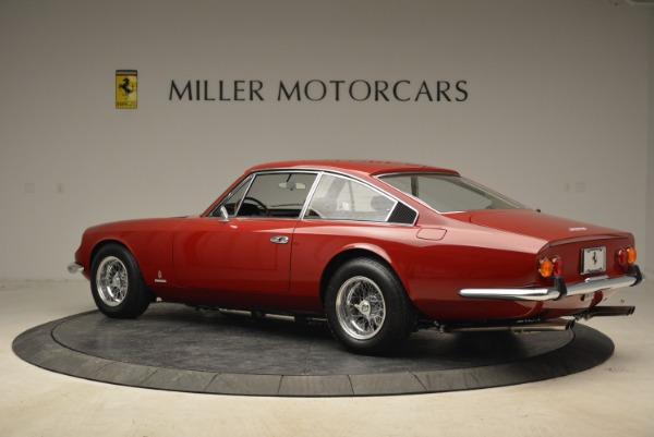 Used 1969 Ferrari 365 GT 2+2 for sale Sold at Bugatti of Greenwich in Greenwich CT 06830 4
