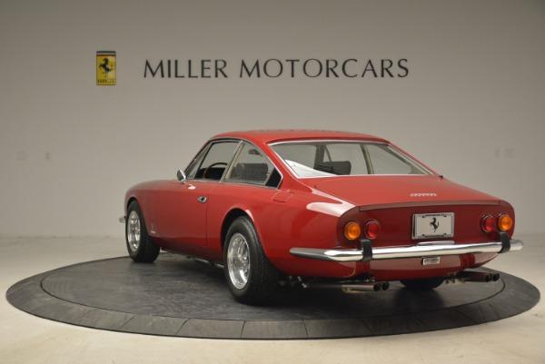 Used 1969 Ferrari 365 GT 2+2 for sale Sold at Bugatti of Greenwich in Greenwich CT 06830 5