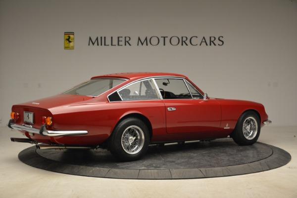Used 1969 Ferrari 365 GT 2+2 for sale Sold at Bugatti of Greenwich in Greenwich CT 06830 8