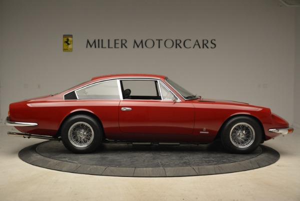 Used 1969 Ferrari 365 GT 2+2 for sale Sold at Bugatti of Greenwich in Greenwich CT 06830 9