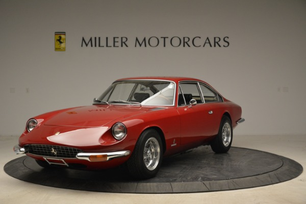 Used 1969 Ferrari 365 GT 2+2 for sale Sold at Bugatti of Greenwich in Greenwich CT 06830 1