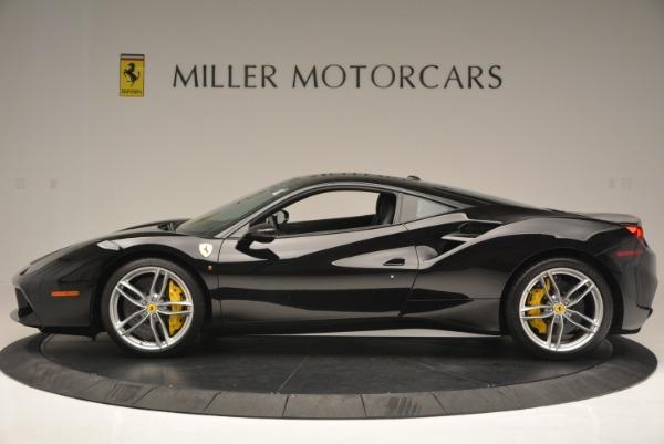 Used 2016 Ferrari 488 GTB for sale Sold at Bugatti of Greenwich in Greenwich CT 06830 3