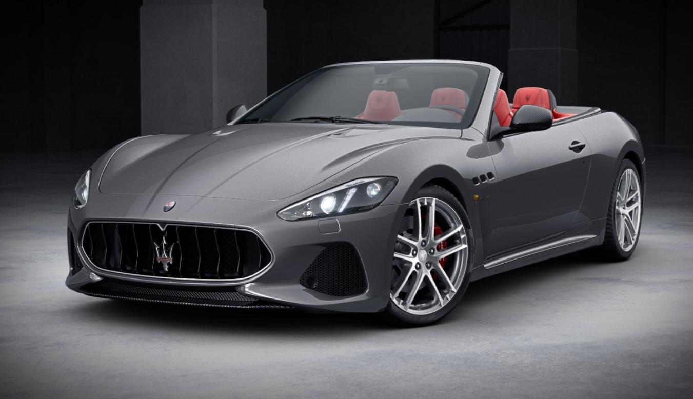 New 2018 Maserati GranTurismo MC Convertible for sale Sold at Bugatti of Greenwich in Greenwich CT 06830 1