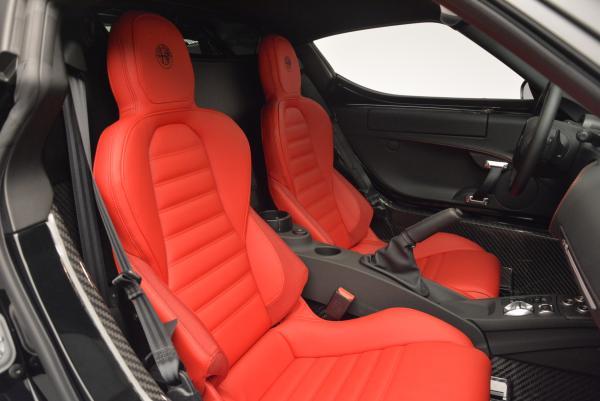 New 2016 Alfa Romeo 4C for sale Sold at Bugatti of Greenwich in Greenwich CT 06830 19