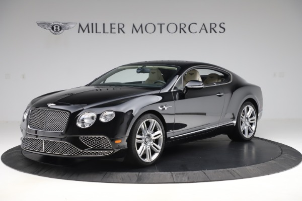 Used 2016 Bentley Continental GT W12 for sale $124,900 at Bugatti of Greenwich in Greenwich CT 06830 2