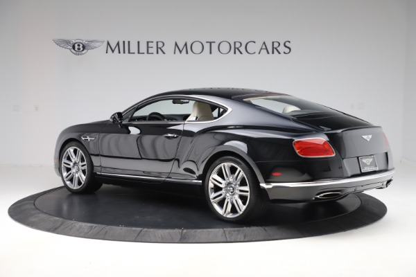 Used 2016 Bentley Continental GT W12 for sale $124,900 at Bugatti of Greenwich in Greenwich CT 06830 5