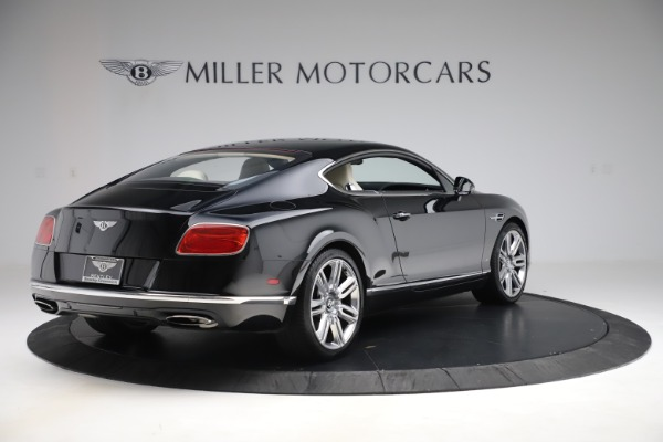 Used 2016 Bentley Continental GT W12 for sale $124,900 at Bugatti of Greenwich in Greenwich CT 06830 8