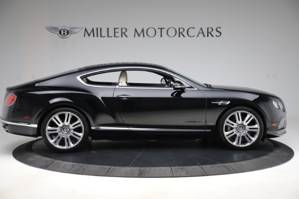 Used 2016 Bentley Continental GT W12 for sale $124,900 at Bugatti of Greenwich in Greenwich CT 06830 9