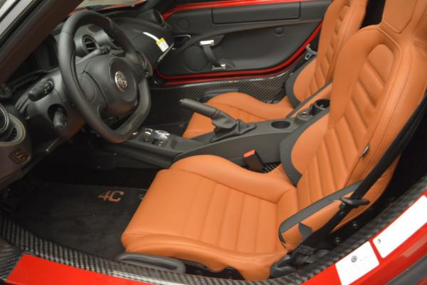 New 2018 Alfa Romeo 4C Spider for sale Sold at Bugatti of Greenwich in Greenwich CT 06830 19