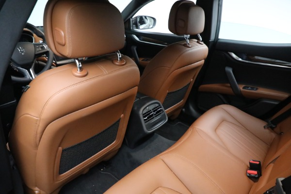 New 2018 Maserati Ghibli S Q4 for sale Sold at Bugatti of Greenwich in Greenwich CT 06830 12