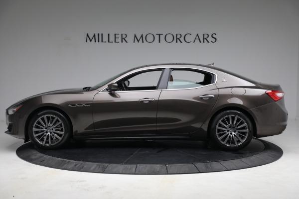 New 2018 Maserati Ghibli S Q4 for sale Sold at Bugatti of Greenwich in Greenwich CT 06830 2
