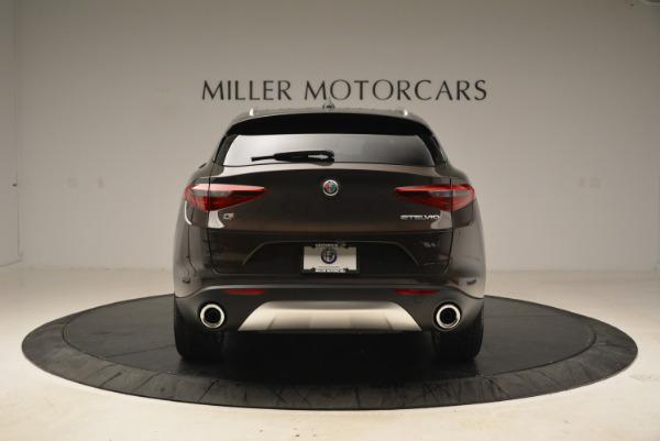 New 2018 Alfa Romeo Stelvio Ti Q4 for sale Sold at Bugatti of Greenwich in Greenwich CT 06830 6