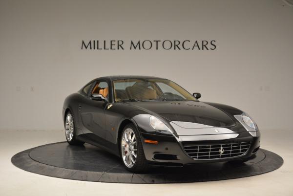 Used 2008 Ferrari 612 Scaglietti OTO for sale Sold at Bugatti of Greenwich in Greenwich CT 06830 11