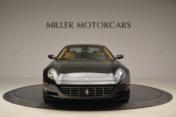 Used 2008 Ferrari 612 Scaglietti OTO for sale Sold at Bugatti of Greenwich in Greenwich CT 06830 12