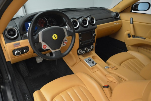 Used 2008 Ferrari 612 Scaglietti OTO for sale Sold at Bugatti of Greenwich in Greenwich CT 06830 13