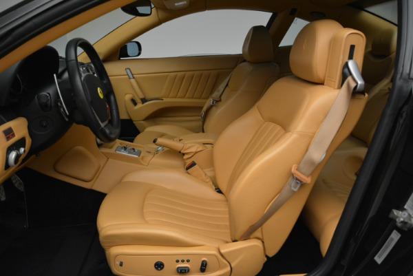 Used 2008 Ferrari 612 Scaglietti OTO for sale Sold at Bugatti of Greenwich in Greenwich CT 06830 14