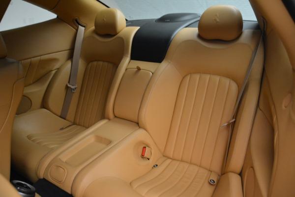 Used 2008 Ferrari 612 Scaglietti OTO for sale Sold at Bugatti of Greenwich in Greenwich CT 06830 17