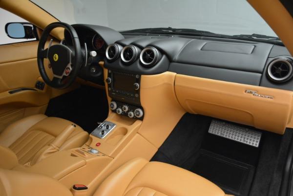 Used 2008 Ferrari 612 Scaglietti OTO for sale Sold at Bugatti of Greenwich in Greenwich CT 06830 18